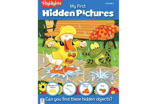Highlights My First Hidden Pictures Volume 2 9781488908903 (1)