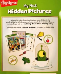 Highlights My First Hidden Pictures Volume 3 (6)