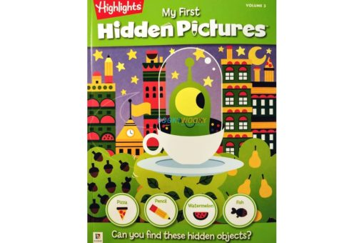 Highlights My First Hidden Pictures Volume 3 9781488908842 (1)