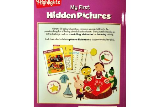Highlights My First Hidden Pictures Volume 4 (6)