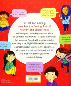 How Are You Feeling Today Activity and Sticker Book (2)