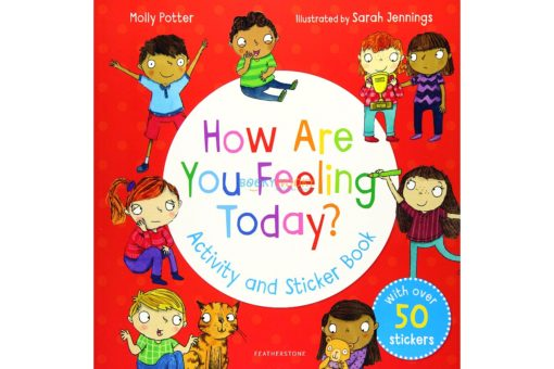 How Are You Feeling Today Activity and Sticker Book 9781472966735 (1)