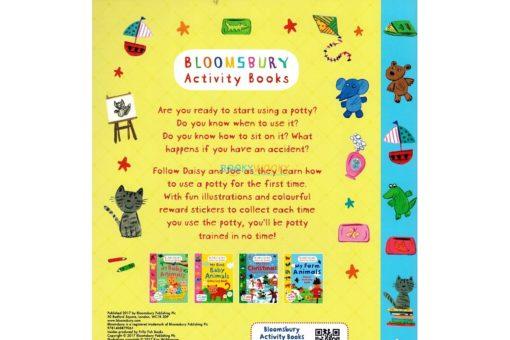 I Can Use My Potty Sticker Reward Book (10)