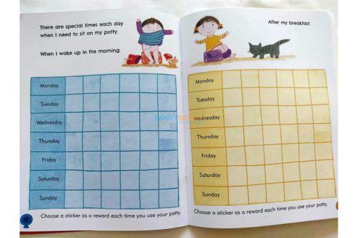 I Can Use My Potty Sticker Reward Book (3)