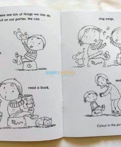 I Can Use My Potty Sticker Reward Book (4)