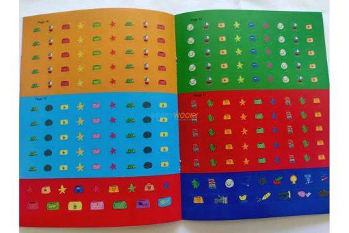 I Can Use My Potty Sticker Reward Book (5)