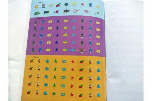 I Can Use My Potty Sticker Reward Book (9)