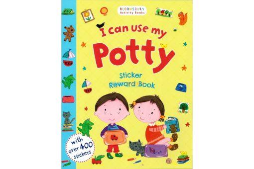 I Can Use My Potty Sticker Reward Book 9781408879061 (1)