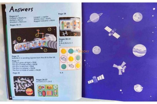Incredible Space Sticker Activity (3)