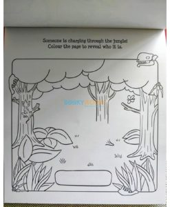 Inkredibles Magic Ink Picture Roarsome Dinosaurs (5)