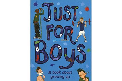 Just for Boys 9781474824248 cover page