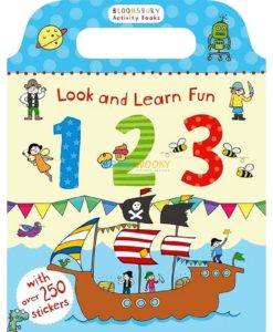 Look and Learn Fun 123 9781408855157 cover page