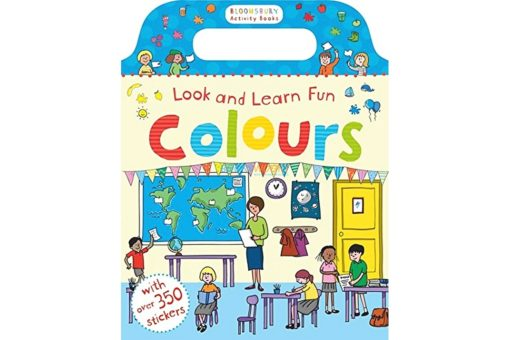 Look and Learn Fun Colours 9781408876282 cover page