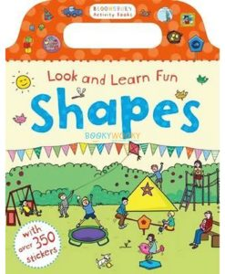 Look and Learn Fun Shapes 9781408876299 cover page