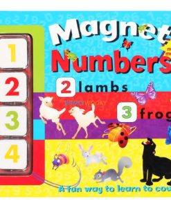 Magnet Numbers 9781740479820 cover page