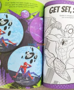 Marvel Spider Man 500 Stickers (4)