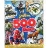 Marvel Spider Man 500 Stickers 9781789059021 (1)