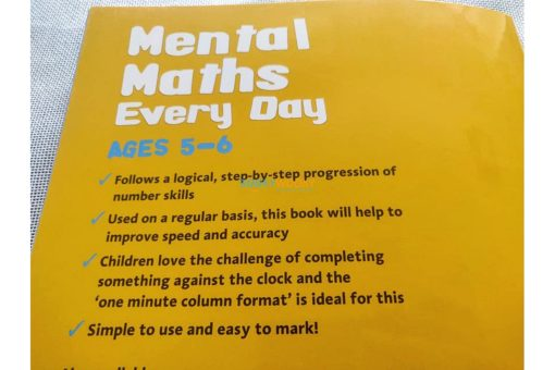 Mental Maths Every Day 5-6 (6)