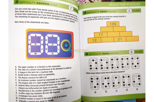 Mindworks Brain Training Deductive Puzzles (4)