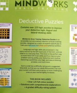Mindworks Brain Training Deductive Puzzles (5)