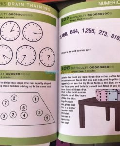 Mindworks Brain Training Numeric Puzzles (2)