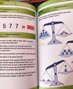 Mindworks Brain Training Numeric Puzzles (3)