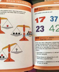 Mindworks Brain Training Numeric Puzzles (4)