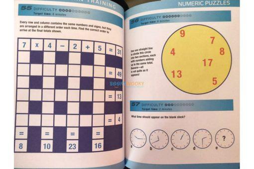 Mindworks Brain Training Numeric Puzzles (5)