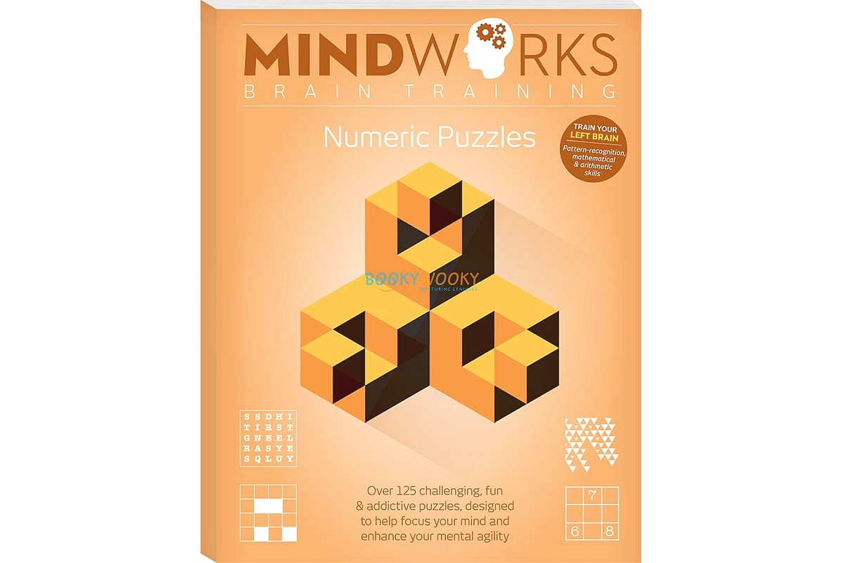 Mindworks Brain Training Numeric Puzzles 9781488930775 (1)