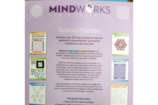 Mindworks Brain Training Spatial Puzzles (5)