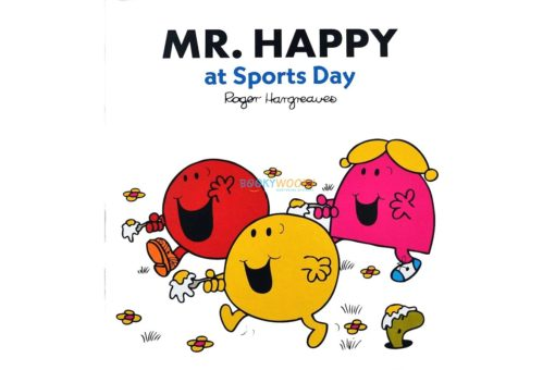 Mr Happy at Sports Day 9780603576805 (1)