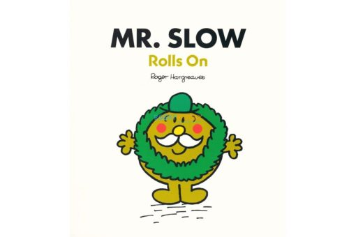 Mr Slow Rolls On 9780603569975 (1)
