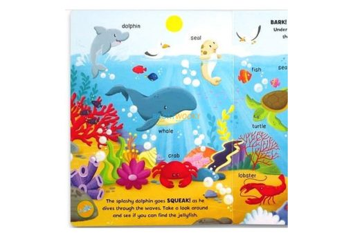 My First Animals 8 Sounds Boardbook (2)