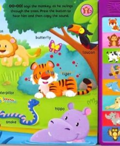 My First Animals 8 Sounds Boardbook (3)