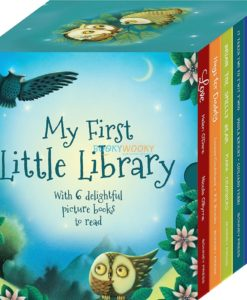 My First Little Library Pack of 6 Titles 9781488913198 (1)