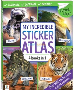 My Incredible Sticker Atlas (4 Books in 1) 9781488905995 (1)