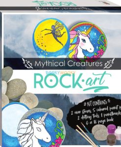 Mythical Creatures Rock Art 9781488917790