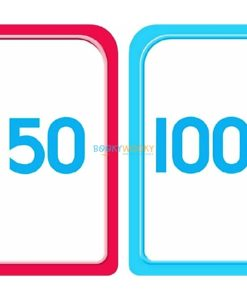 Numbers 1-100 Flash Cards 1