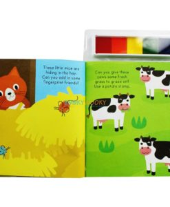 On the Farm Finger Prints Pack (2)
