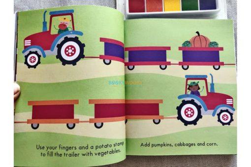 On the Farm Finger Prints Pack (6)