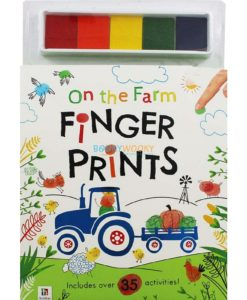 On the Farm Finger Prints Pack 9781488913600 (1)