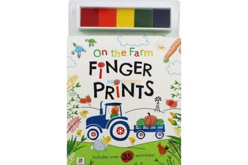 On the Farm Finger Prints Pack 9781488913600 (1)