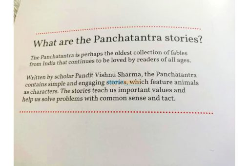 Panchatantra Lazy Man and his Dream Cap Seller Monkey (1)