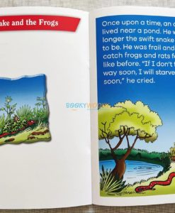 Panchatantra Owl Swan Snake Frogs 2in1 (2)