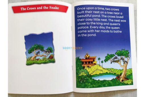 Panchatantra Rabbit Lion Crow Snake 2in1 (3)