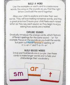 Phonics Get Set Go Flashcards Build a Word (2)