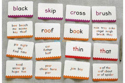 Phonics Get Set Go Flashcards Build a Word (4)