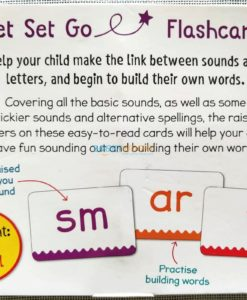 Phonics Get Set Go Flashcards Build a Word (8)