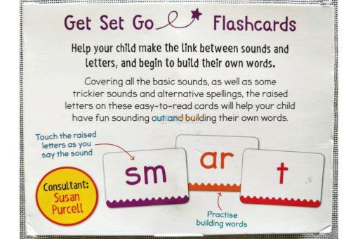 Phonics Get Set Go Flashcards Build a Word (8)