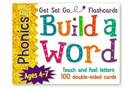 Phonics Get Set Go Flashcards Build a Word 9788184993264 cover page